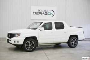 2014 Honda Ridgeline Sport SPORT+VERY WELL MAINTAINED+BACKUP CAM
