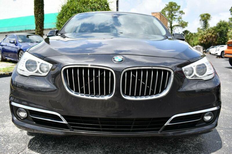 Image 13 Voiture Européenne d'occasion BMW 5-Series 2016