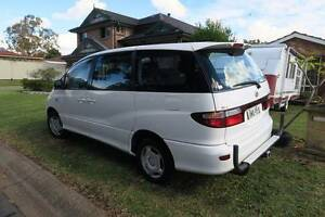 2001 Toyota Tarago Wagon Maryland Newcastle Area Preview