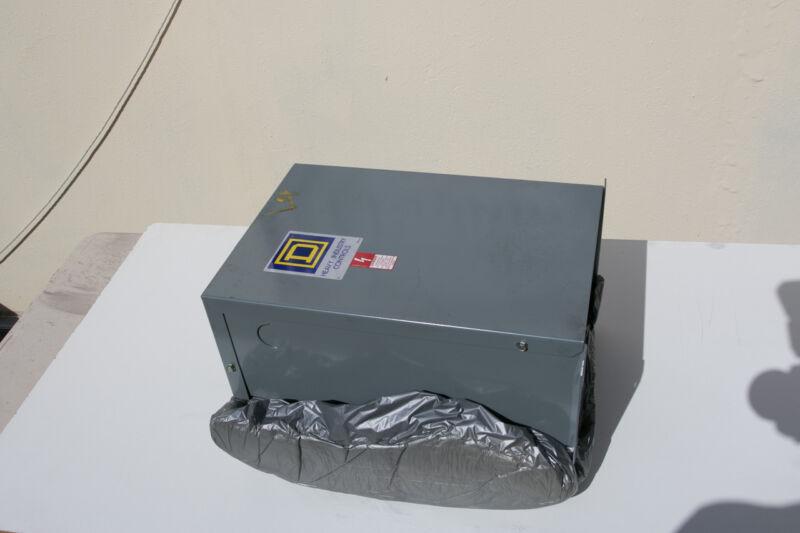 Square D Plate Resistor TW37FG 37 Amps 1.30 Ohms 600v