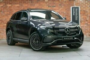2020 Mercedes-Benz EQC N293 EQC400 4MATIC Grey 1 Speed Reduction Gear Wagon Mulgrave Monash Area Preview