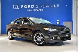 2015 Ford Fusion Titanium Berline 2.9% INTEREST RATE UP TO 60 MO