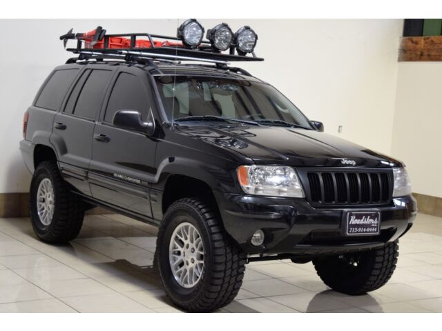 2004 jeep grand cherokee lifted 4x4 ebay. Black Bedroom Furniture Sets. Home Design Ideas
