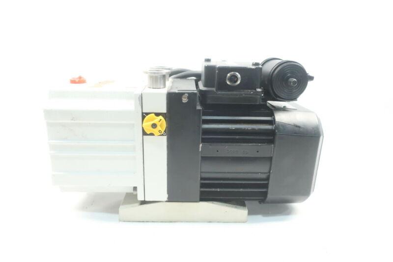 Balzers DUO 2.5 A Rotary Vacuum Pump 0.13kw 230v-ac