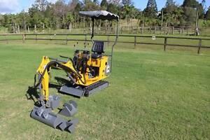 ALL New Excavator Mini Tiger Ozziquip GOLD COAST Molendinar Gold Coast City Preview
