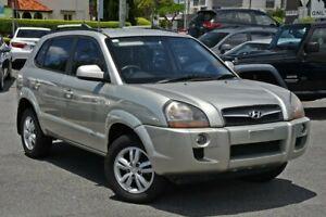 2009 Hyundai Tucson JM MY09 City SX Gold 5 Speed Manual Wagon