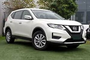 2021 Nissan X-Trail T32 MY21 ST X-tronic 2WD White 7 Speed Constant Variable Wagon Hoppers Crossing Wyndham Area Preview