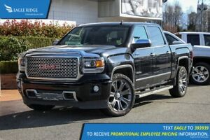 2015 GMC Sierra 1500 Denali Navigation, Heated Seats, Backup...