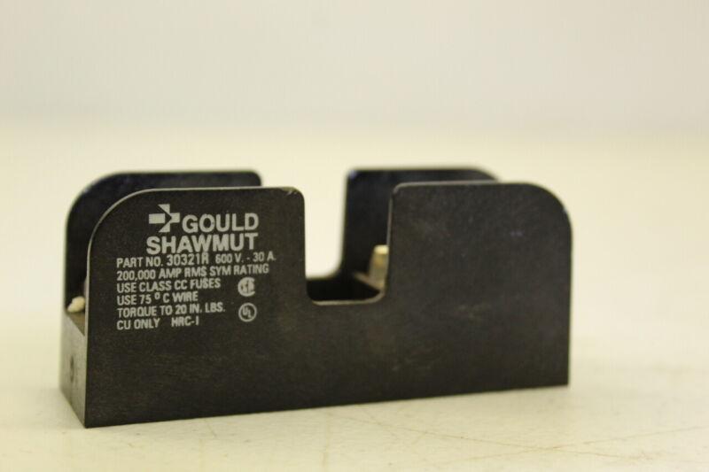 Gould Shawmut 30321R Fuse Holder