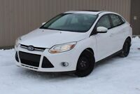2012 Ford Focus !!! LEATHER !!! SUNROOF !!!