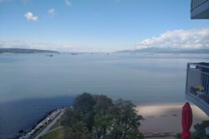 English Bay One Bedroom with Ocean View
