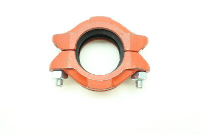 New Gruvlok 7001 Steel 2-34in Pipe Coupling