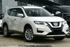 2018 Nissan X-Trail T32 Series II ST X-tronic 2WD White 7 Speed Constant Variable Wagon Tweed Heads Tweed Heads Area Preview