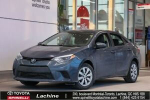 2014 Toyota Corolla LE AIR CONDITIONED! BACK UP CAMERA! HEATED S