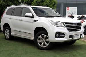 2019 Haval H9 White Automatic Wagon Hoppers Crossing Wyndham Area Preview