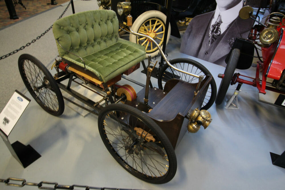 Ford Quadricycle Nachbau