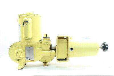 Milton Roy Metering Pump Rp11 0.680.6gph 100350psi 115v-ac