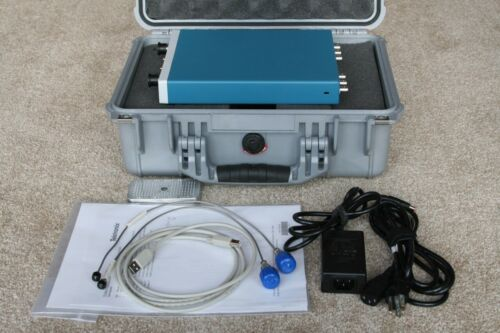 Tektronix TTR506A USB Vector Network Analyzer (VNA), 100 kHz to 6 Ghz