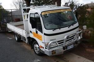 Hino 300 616 Light Truck Macgregor Belconnen Area Preview
