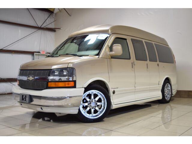 Imagen 1 de Chevrolet Express tan