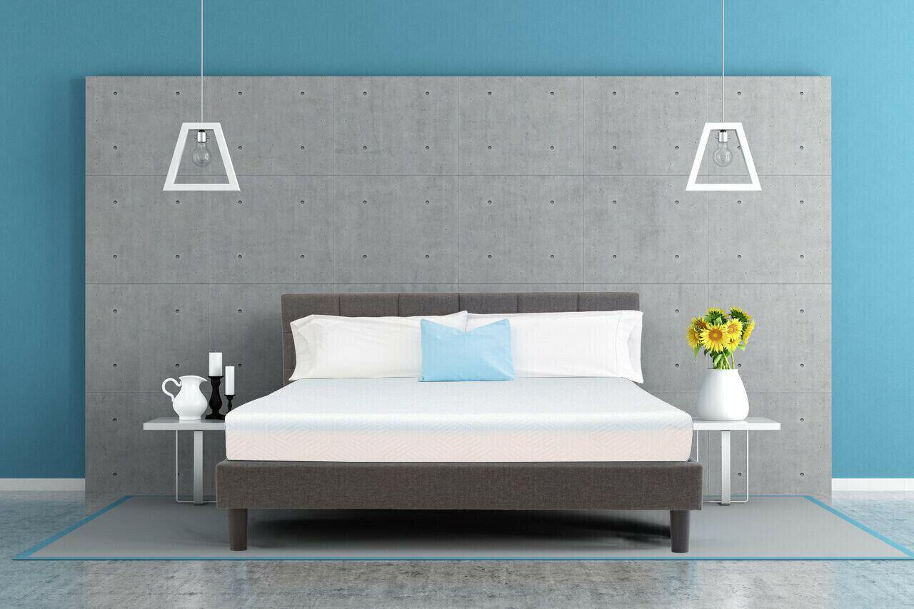 Lifestyle Sleep 8 inch Memory Foam Mattress ~Twin, Full & Qu