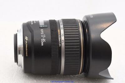 Canon EF-S IS 17-85mm USM Zoom Lens AF Image Stabilisation GREAT CONDITION
