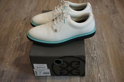 SCOTTY CAMERON G FORE TIFFANY WHITE SIZE 9 GOLF SHOES CIRCLE T GALLERY