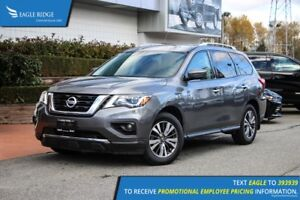 2018 Nissan Pathfinder SV Tech Navigation & Backup Camera