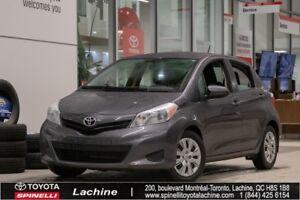 2014 Toyota Yaris LE ONE OWNER! BLUETOOTH! SUPER PRICE! HURRY!