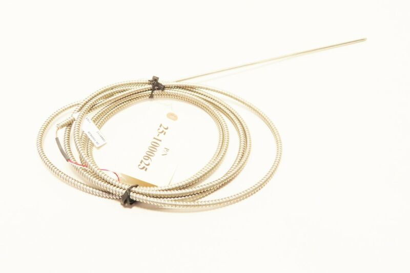 Watlow 25-1000625 Thermocouple 16in 1/8in