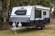 "2016 Dreamseeker Kelly Ultimate 18'6"" - Off Road caravan, Leather Somerton Hume Area Preview"