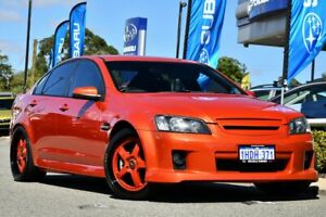 2006 Holden Commodore VE SS Orange 6 Speed Sports Automatic Sedan Melville Melville Area Preview