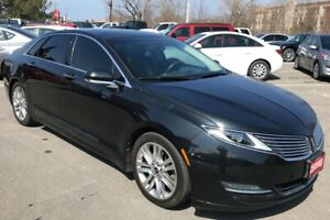 2013 Lincoln MKZ AWD ** NAV, BACKUP CAM, HTD/COOLED LEATH **
