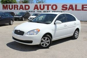 2009 Hyundai Accent !!! AUTOMATIC !!! 4 CYL 1.6 LTR !!!