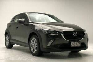 2015 Mazda CX-3 DK2W7A Maxx SKYACTIV-Drive Brown 6 Speed Sports Automatic Wagon