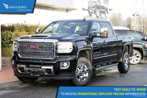 2019 GMC Sierra 3500HD Denali Navigation, Leather, Sunroof