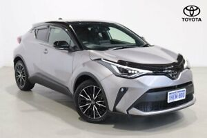 2020 Toyota C-HR NGX10R Koba S-CVT 2WD Shadow Platinum – Black Roof 7 Speed Constant Variable Wagon Northbridge Perth City Area Preview
