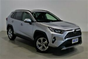 2020 Toyota RAV4 Mxaa52R GXL 2WD Silver 10 Speed Constant Variable Wagon Northbridge Perth City Area Preview