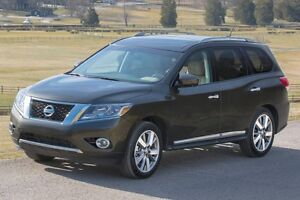Lease takeover 2015 Nissan Pathfinder