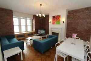 Available Now! By Concordia! Wonderful Shared & Furnished Apt!