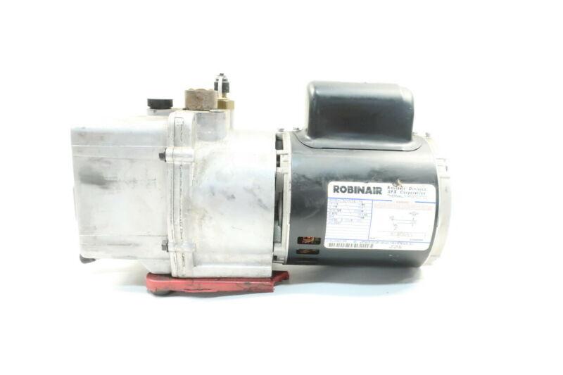 Robinair 5KC33HN5617X Vacuum Pump 1/3hp 115v-ac
