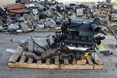 2014 DODGE RAM 5.7 HEMI ENGINE & 6 SPEED 4X2 AUTO TRANSMISSION LIFTOUT SWAP 44K