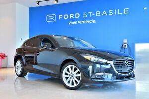 2017 Mazda Mazda3 GT+TOIT OUVRANT+ CAMERA+BLUETOOTH+++ Blind sid