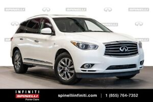 2015 Infiniti QX60 BASE // SUNROOF// POWER TAILGATE// LED LIGHTS