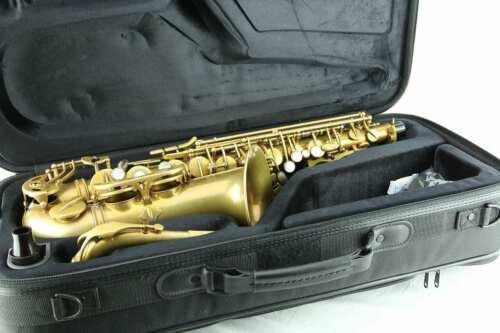 Certified Eastman 52nd Street Professional Alto Saxophone - 1st Gen. - Flawless