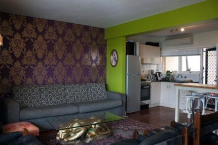 Funky, partially-furnished apartment in Fremantle Fremantle Fremantle Area Preview