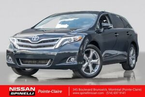 2014 Toyota Venza Limited AWD NAVIGATION / PANORAMIC SUNROOF / L
