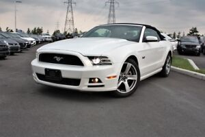 2013 Ford Mustang GT  5.0L / exhaust BORLA 132$ weekly / 60 mont