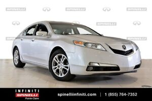2011 Acura TL BASE EXTREMELY CLEAN!