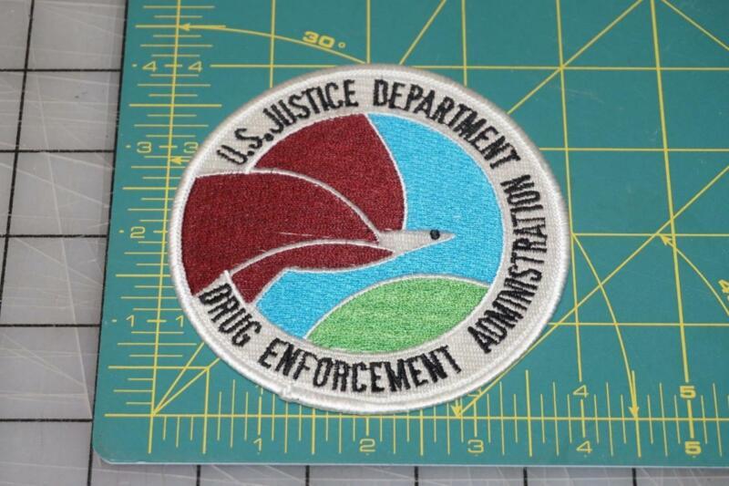 US. Department Of Drug Enforcement Administration Patch (0037)